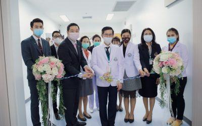 เปิดศูนย์ตรวจมะเร็งเต้านม แมมโมแกรม (Mammogram) โรงพยาบาลวชิรพยาบาล